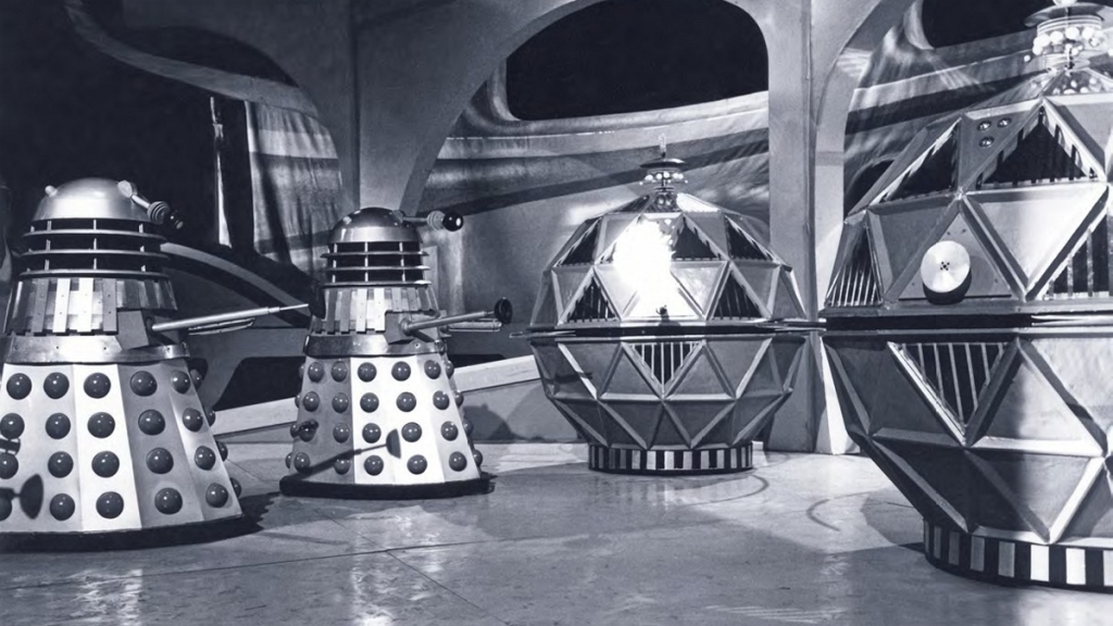 Doctor Who The Chase Daleks