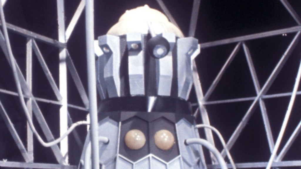 Doctor Who The Evil of the Daleks