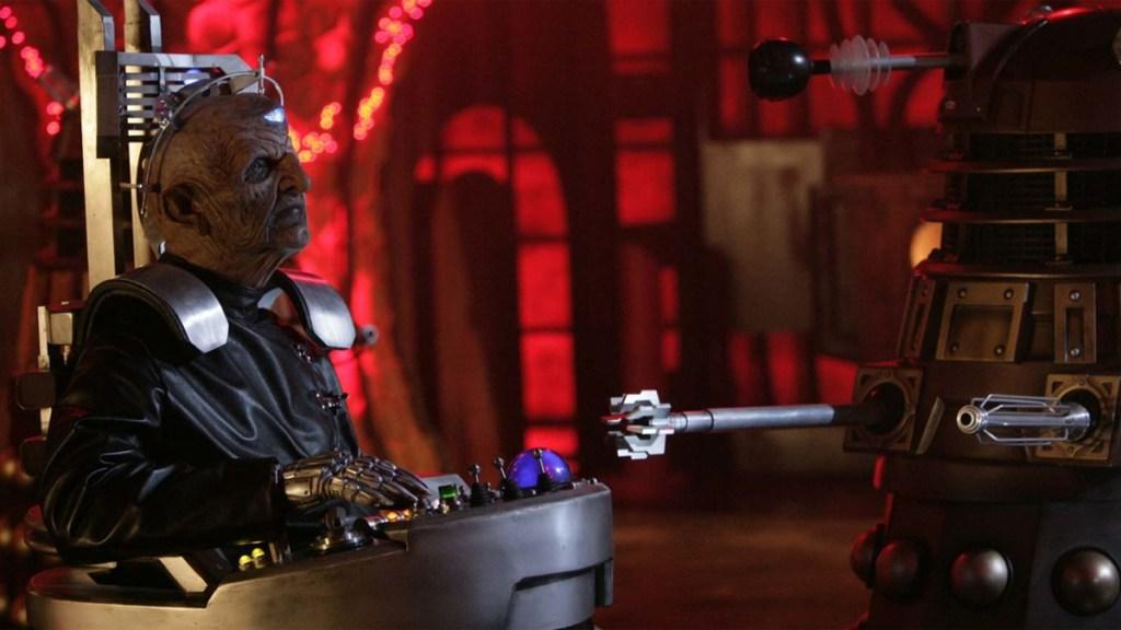 Doctor Who The Stolen Earth Davros Dalek