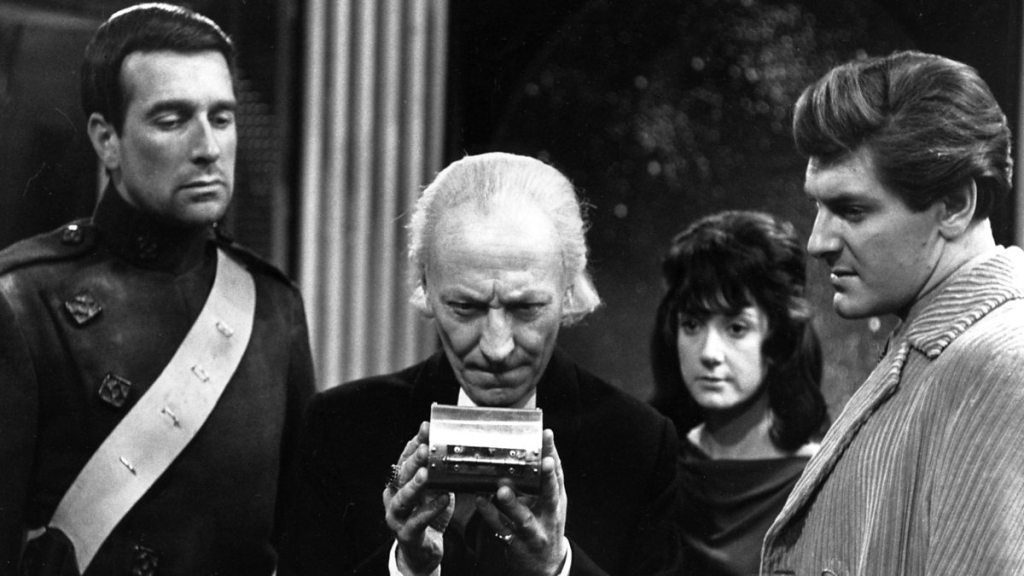 Doctor Who The Daleks' Master Plan William Hartnell