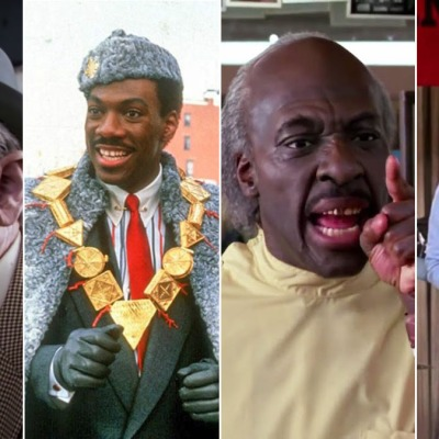 Eddie Murphy Characters in Coming to America