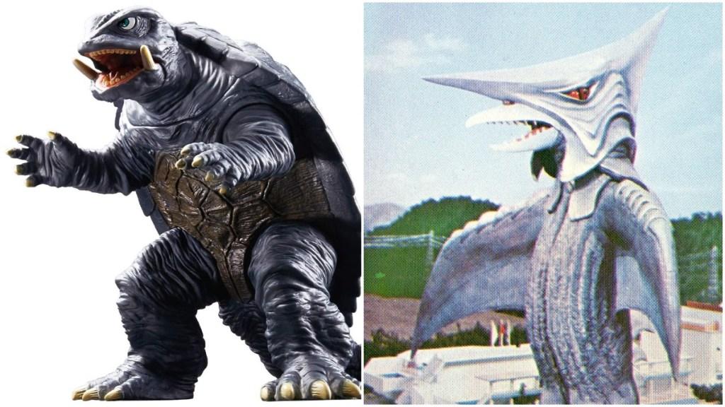 Monster Madness - Gamera y Zigra