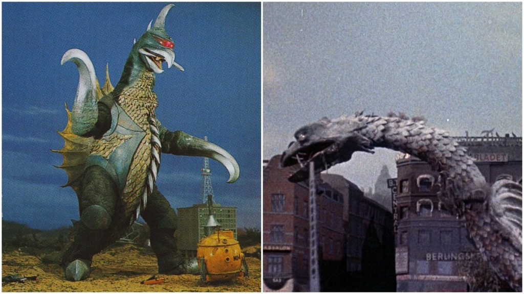 Monster Madness - Gigan y Reptilicus
