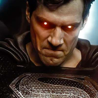 Henry Cavill as Superman in Justice League The Snyder Cut