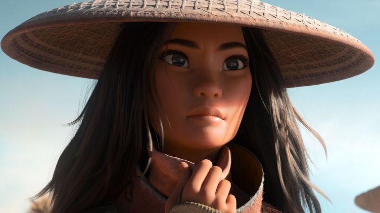 Kelly Marie Tran as Disney Princess in Raya and the Last Dragon