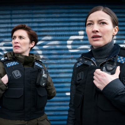 Line of Duty 6-1 Vicky McClure and Kelly Macdonald