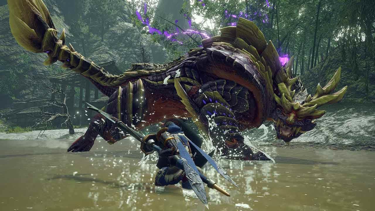 Monster Hunter Rise Monster List: Every Monster in the Game | Den of Geek