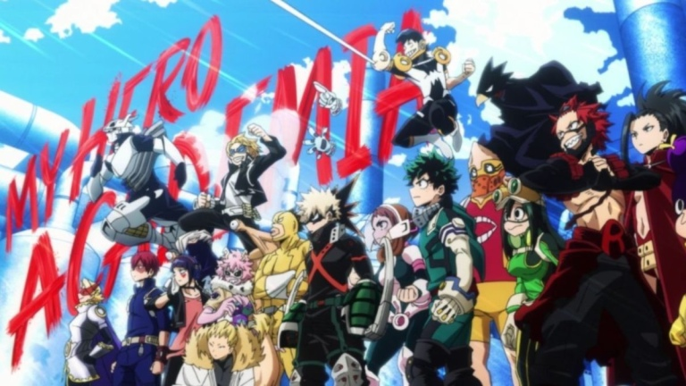 My Hero Academia Season 5 Opening Full Cast