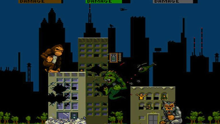 Rampage Monsters
