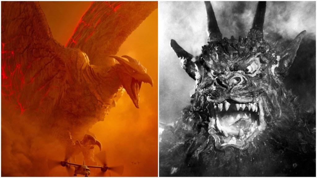 Monster Madness - Rodan y Demon