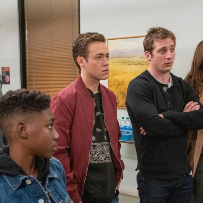 The Gallaghers in Shameless season 11 episode 8
