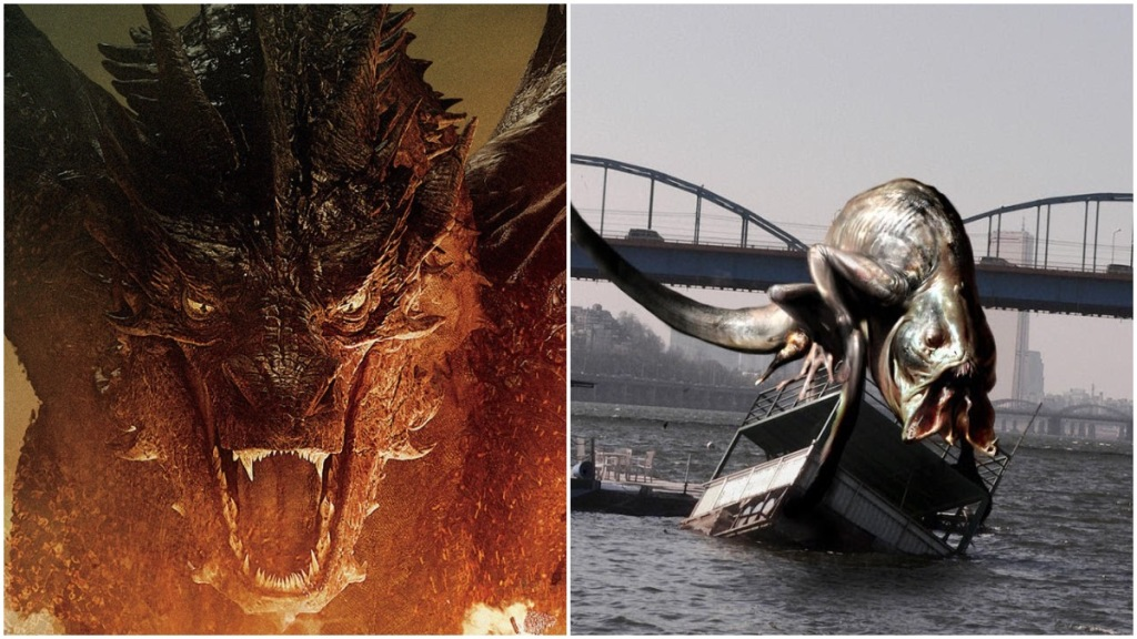 Monster Madness - Smaug y Gwoemul