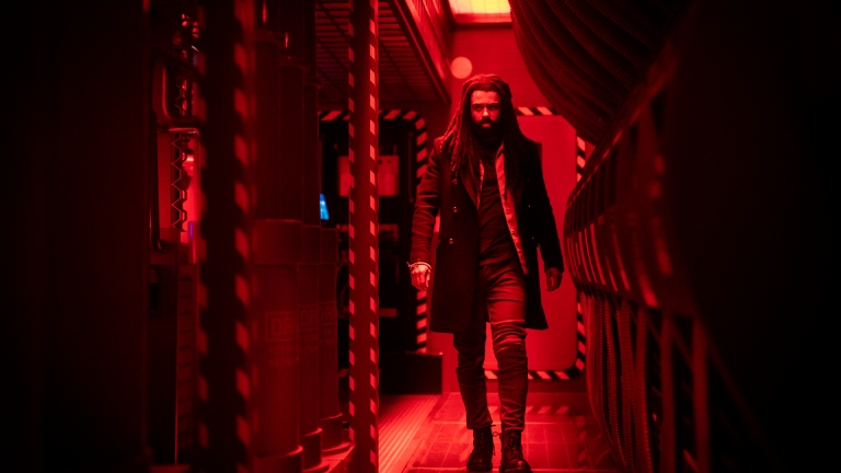 Daveed Diggs as Andre Layton in Snowpiercer season 2 episode 8