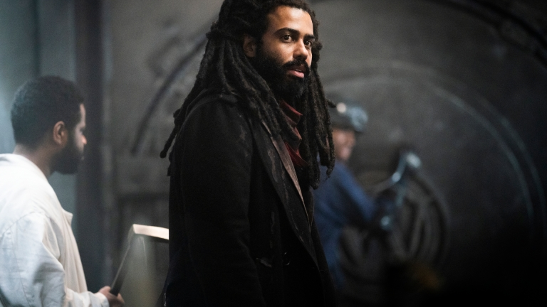 Daveed Diggs as Andre Layton in Snowpiercer