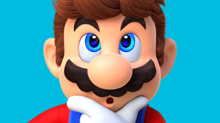 Super Mario Age
