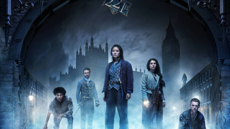 The Irregulars poster cropped