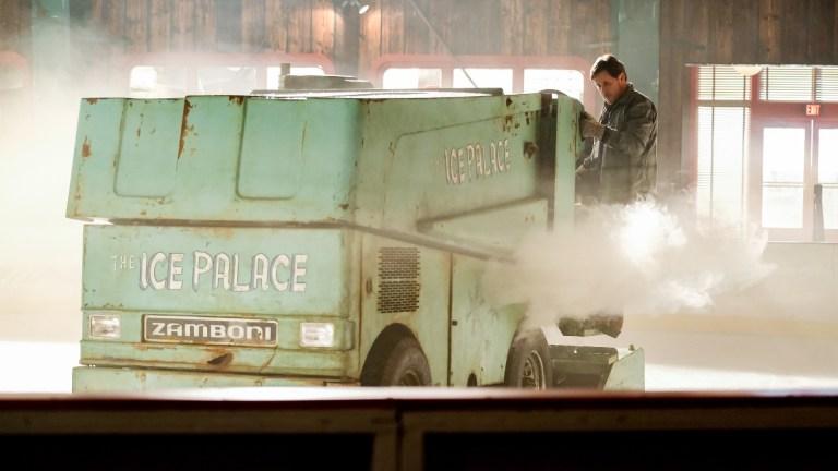Emilio Estevez as Gordon Bombay in The Mighty Ducks: Game Changers