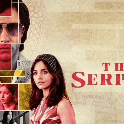 The Serpent poster landscape