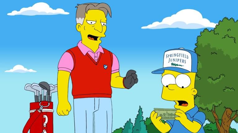 The Simpsons Season 32 Episode 13 Wad Goals