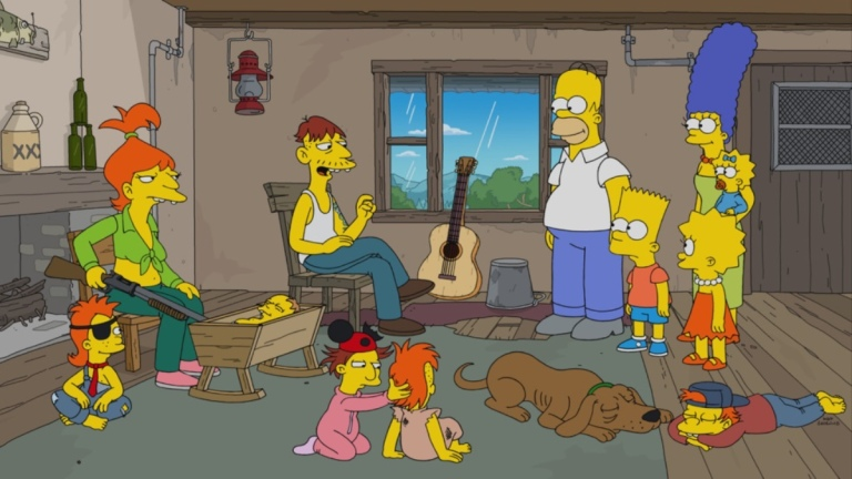 The Simpsons Season 32 Episode 14 Yokel Hero
