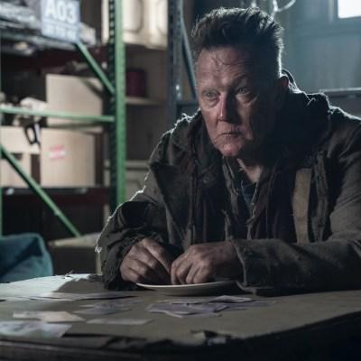 Robert Patrick as Mays on The Walking Dead