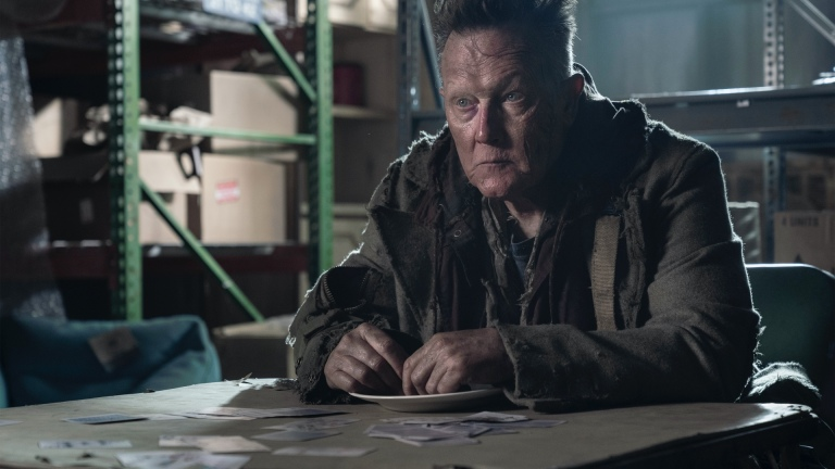 Robert Patrick as Mays on The Walking Dead