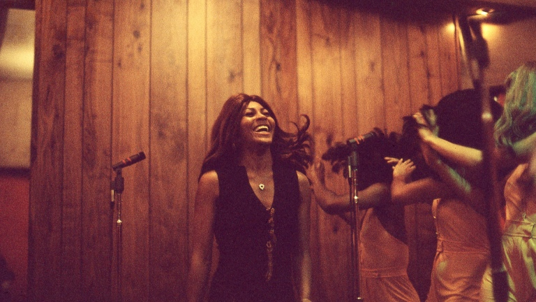 Tina Turner and Ikettes perform for Bolic Sound KMET Broadcast (May 1973).