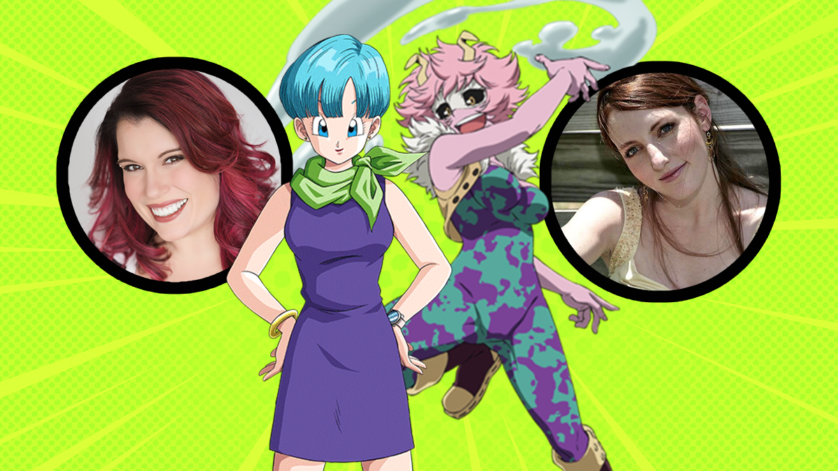 Funimation Women in Anime