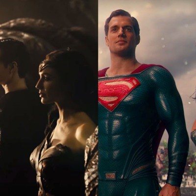 Zack Snyder's Justice League and Joss Whedon Cut