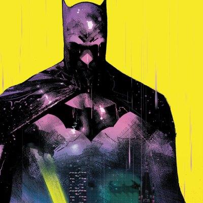 Batman Jorge Jimenez