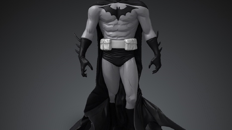 Batman by Jae Lee, VeVe and a bunch of networked drives