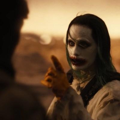Justice League Snyder Cut Joker Jared Leto