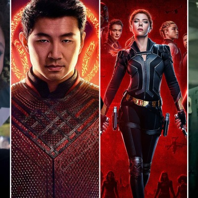 Marvel Studios Movies and TV MCU Phase 4 Release Dates