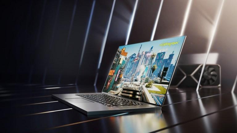 NVIDIA GeForce RTX 30 Laptops