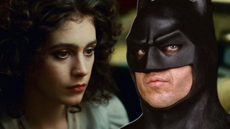 Sean Young in Blade Runner; Michael Keaton in Batman