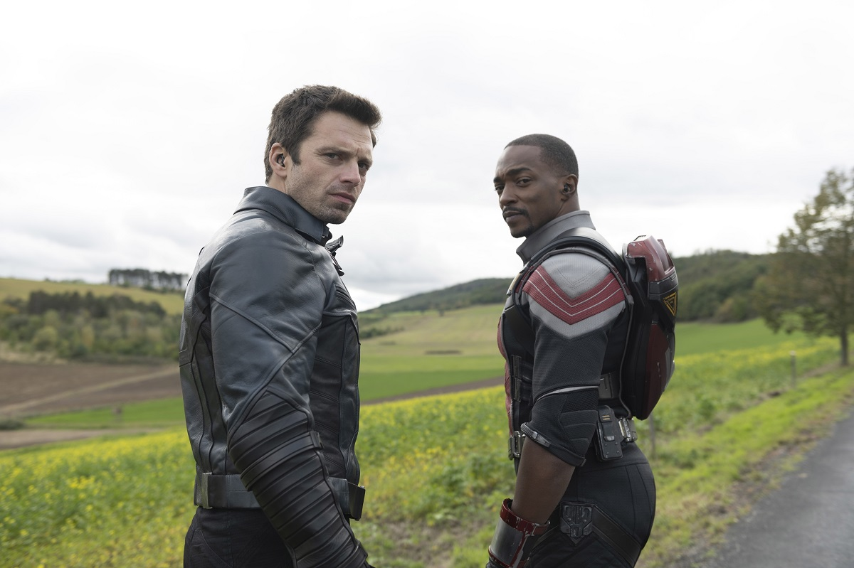 Falcon And The Winter Soldier: Bucky's Season 2 Suit Could Look Like This