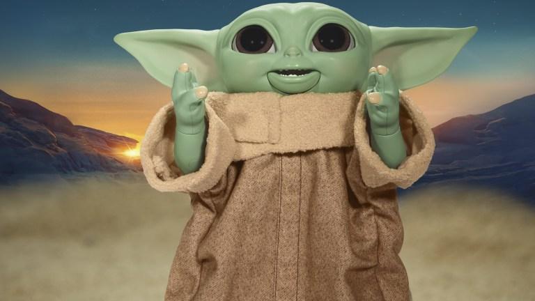 Star Wars Baby Yoda Grogu Toy