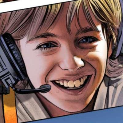 Star Wars Young Luke Skywalker