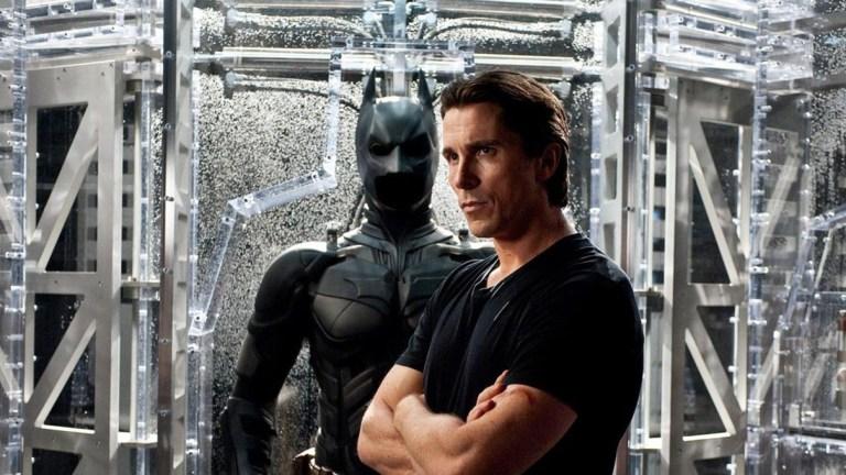 The Dark Knight Rises Bruce Wayne
