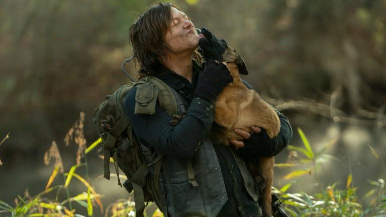The Walking Dead Dog