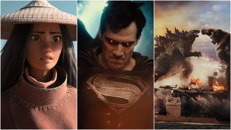 Upcoming Movies March 2021