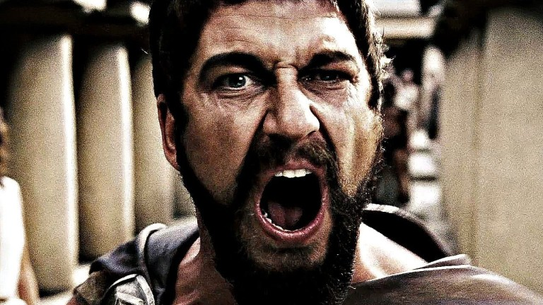 300 This is Sparta! moment