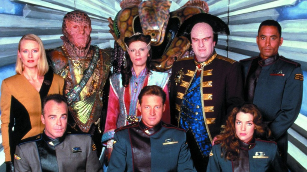 Ocupación de Babylon 5