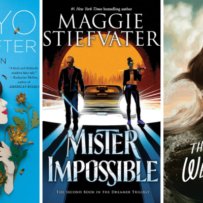 Top New Young Adult Books in May 2021