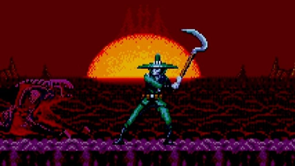 Chakan: The Forever Man Sega Genesis