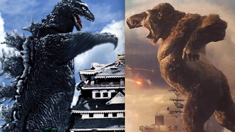 Godzilla vs Kong 1962 vs 2021