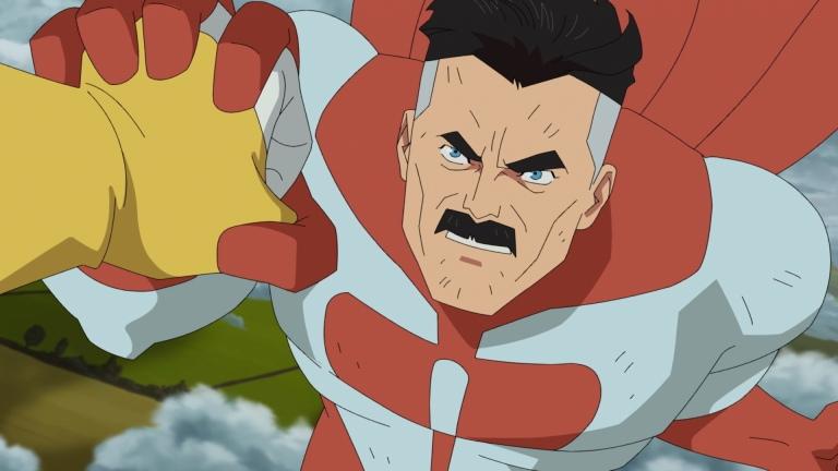 Omni-Man (J.K. Simmons) in Invincible Episode 7