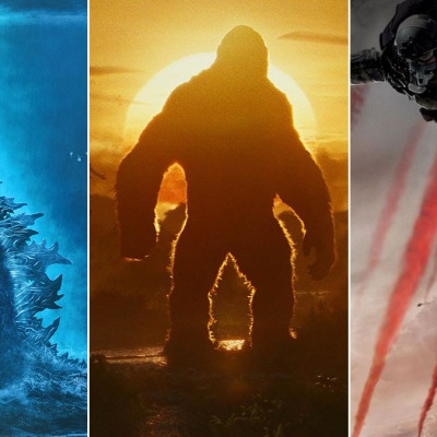 MonsterVerse Movies Godzilla King of the Monsters and Kong Skull Island