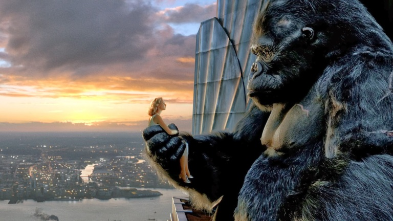 Naomi Watts and Empire State Building in Pete