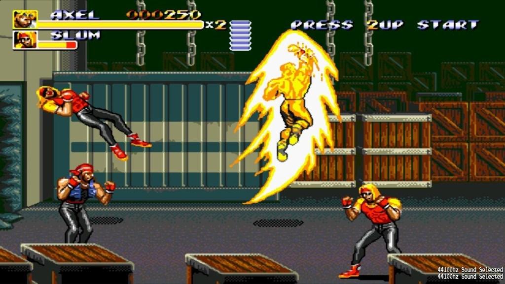 Streets Of Rage 3 Sega Genesis